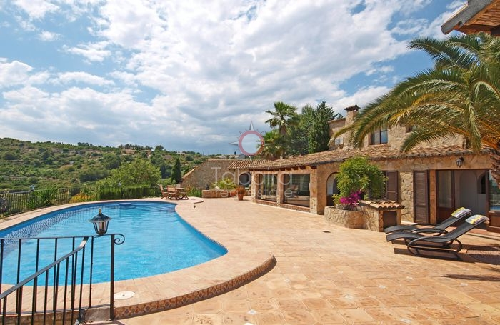 Fincas For Sale In Moraira And Benissa Costa Blanca