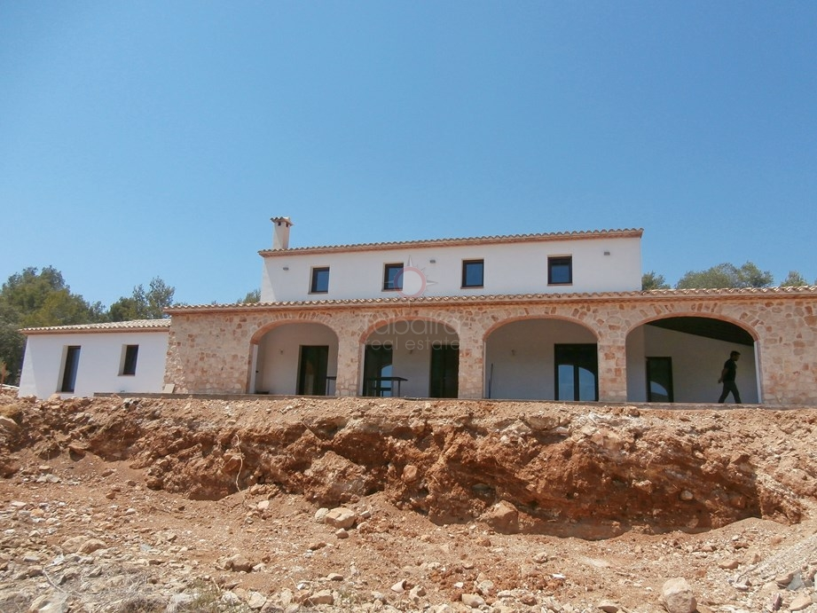 Finca For Sale Benissa Costa Blanca Tabaira Real