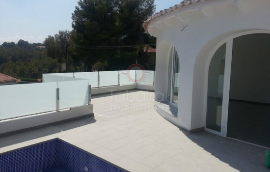 Property for sale in Moraira and Benissa North Costa Blanca