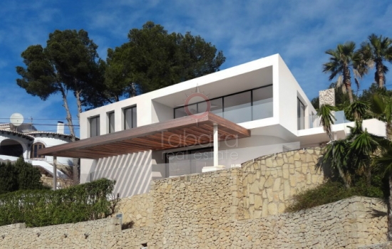 Modern Design villa for sale in El Portet Spain