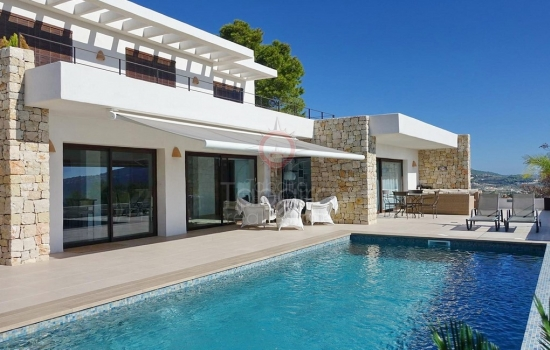 Find wellness in our villas for sale in Benimeit