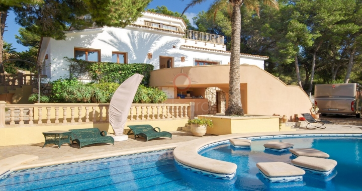 Luxury Real Estate in Moraira, Costa Blanca