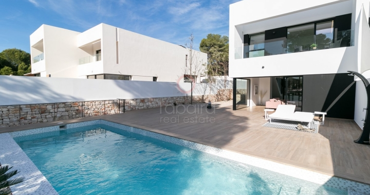 Property for sale in Moraira Spain