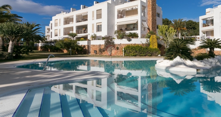 ​Apartments for sale in Moraira town center