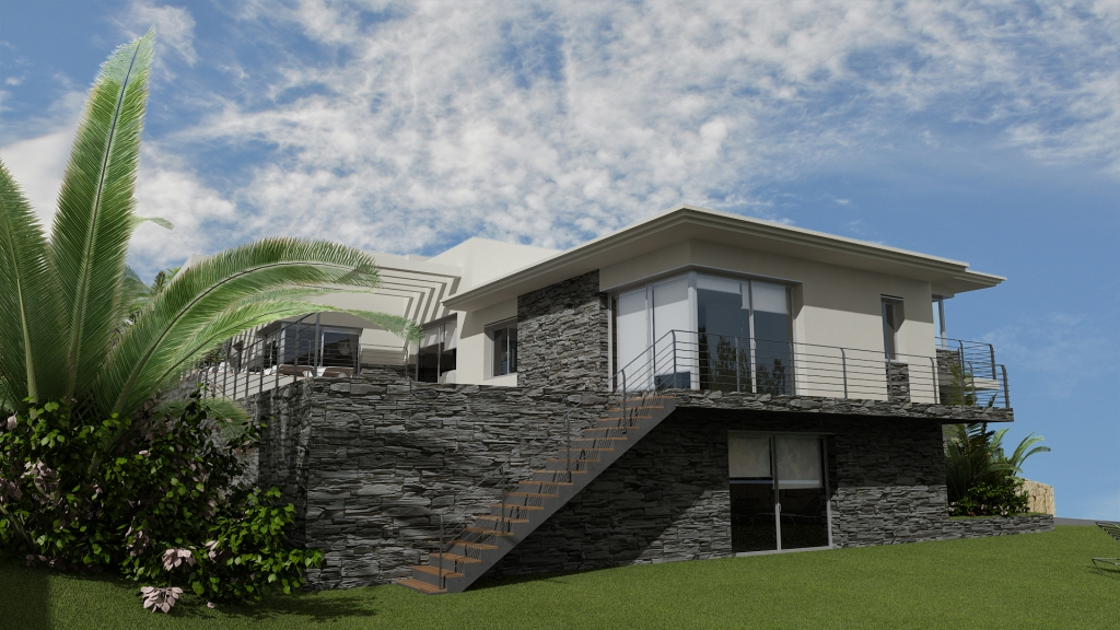 Vrijstaande villa in Altea - Bestaande bouw
