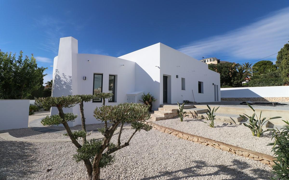 Vrijstaande villa in Benissa - Herverkoop in Gogo Estates