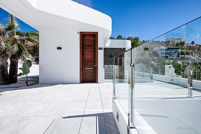 Vrijstaande villa in Benissa - Bestaande bouw