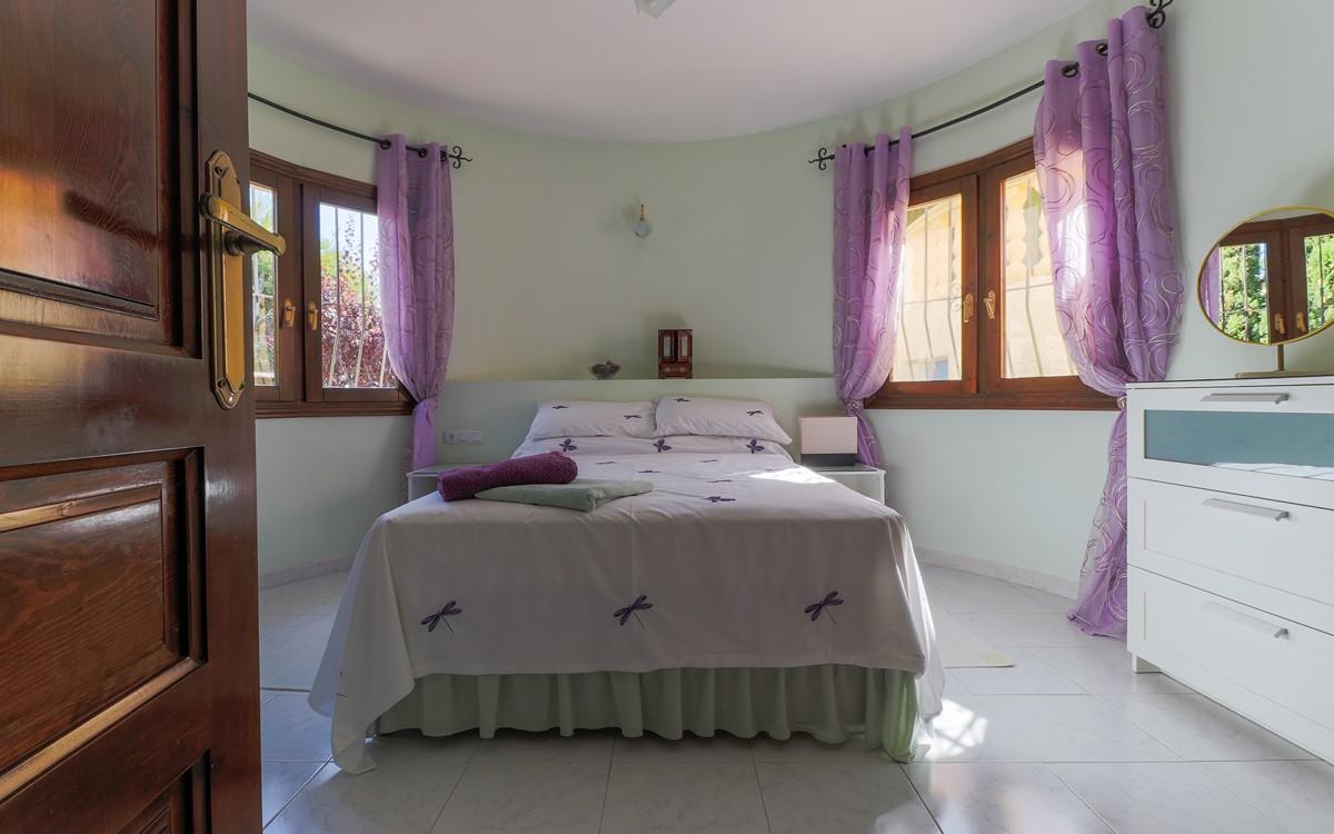 Vrijstaande villa in Moraira - Bestaande bouw