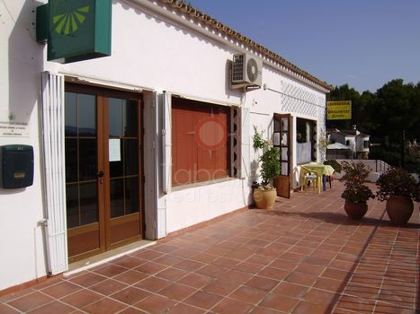 Commercial Property - Sale - Moraira - Moraira
