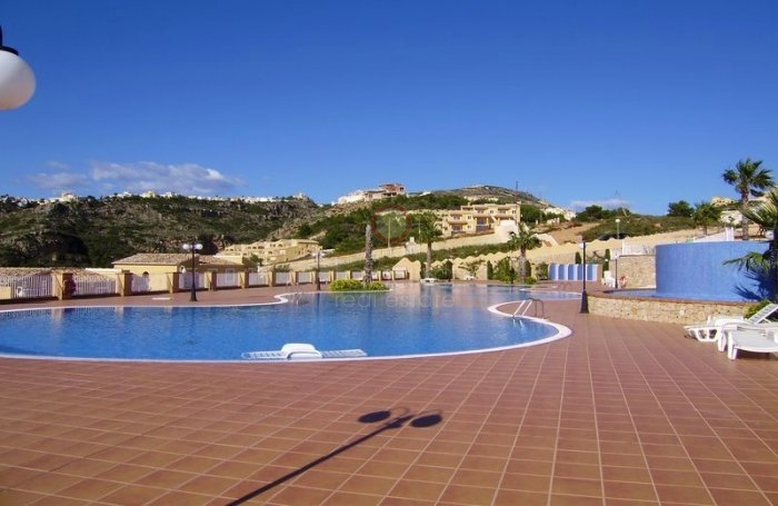 Sale » Apartment » Benitachell  » Cumbre del Sol