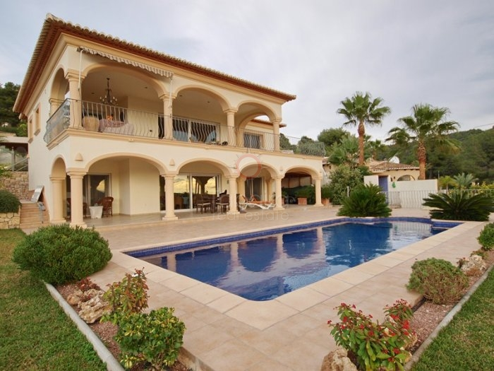 Superior Villa for Sale in Moraira