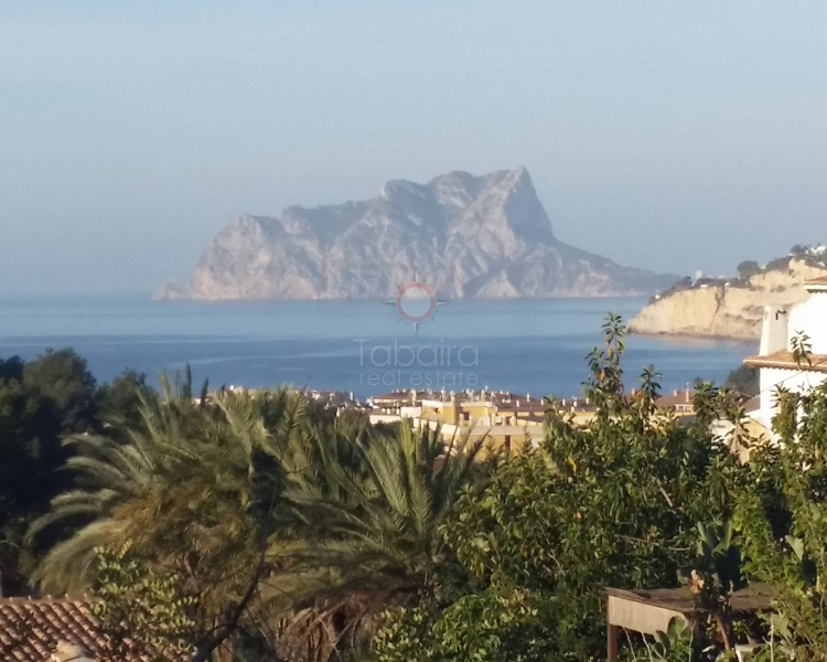 Land - Sale - Moraira - Pla del Mar