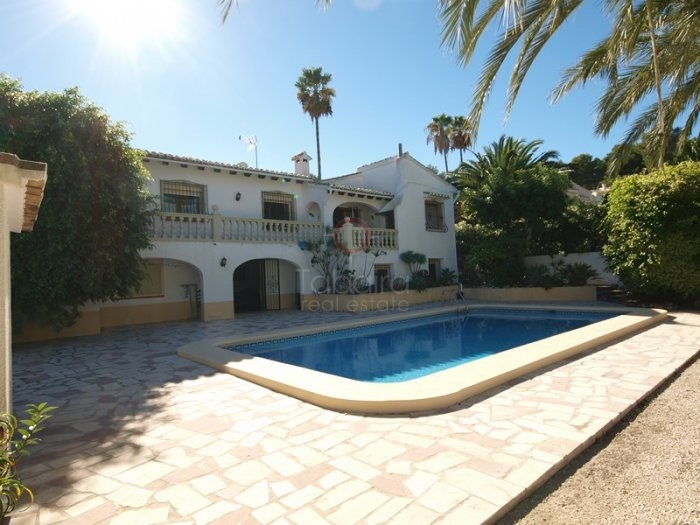 Sale » Villas » Moraira » Fanadix