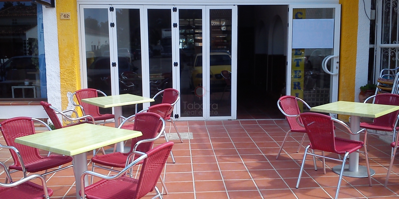 Sale » Commercial Property » Moraira » Sabatera