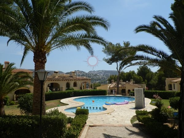 ▷ Apartment for sale in Aldea Recreativa - Sabatera Moraira