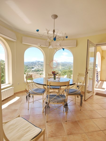 ▷ Villa for Sale in Alcasar Moraira