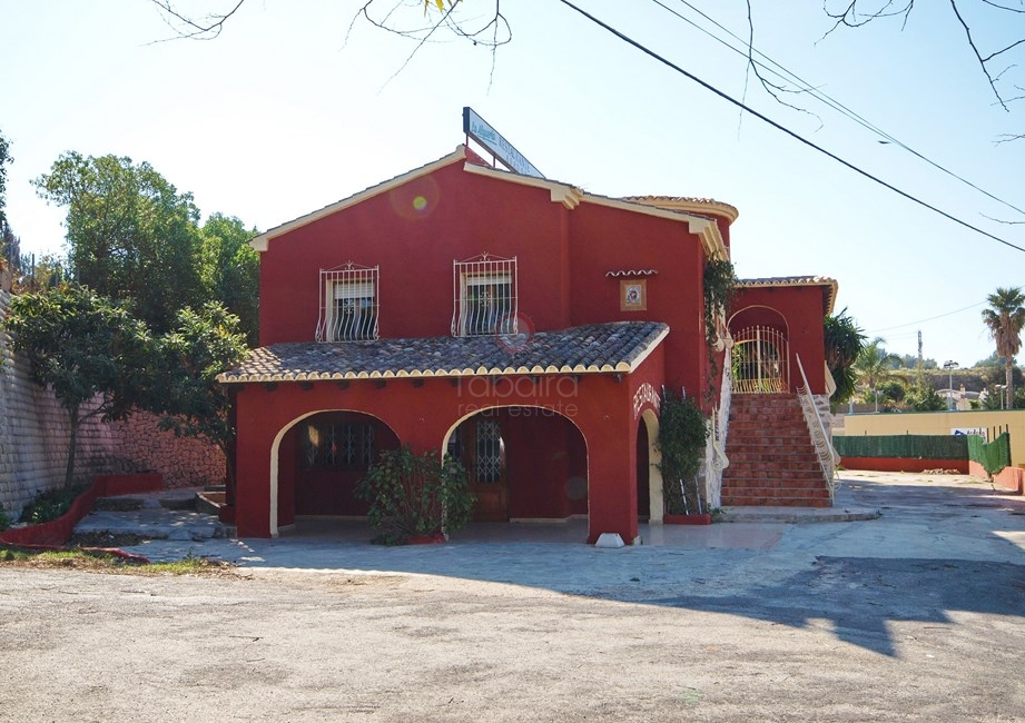 Sale » Commercial Property » Moraira » Paichi