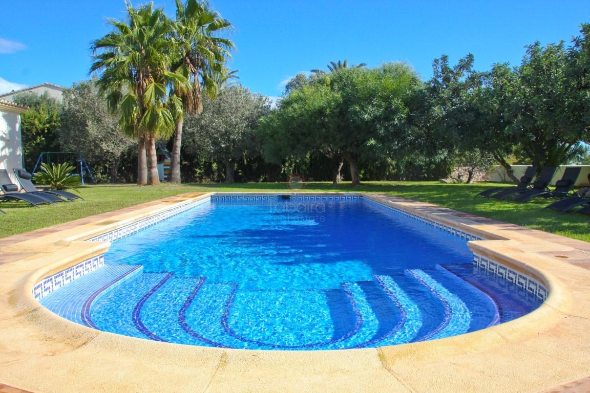 Verkauf villas benissa rural for Pool verkauf