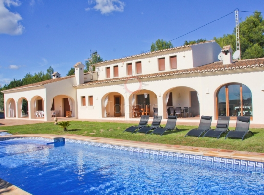 Villas - Sale - Benissa - Rural