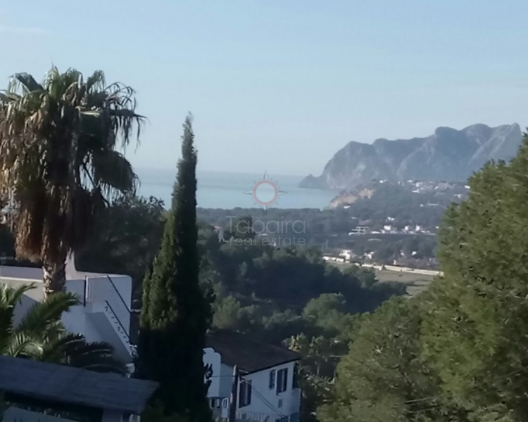 Land - Sale - Moraira - Paichi