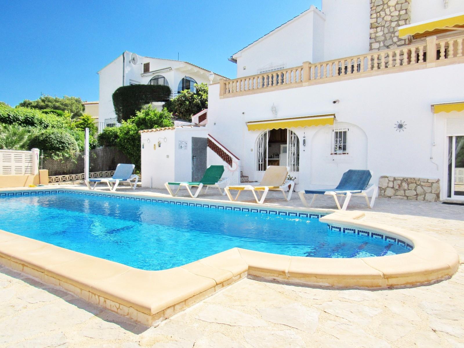 Verkauf villas benissa benissa for Pool verkauf