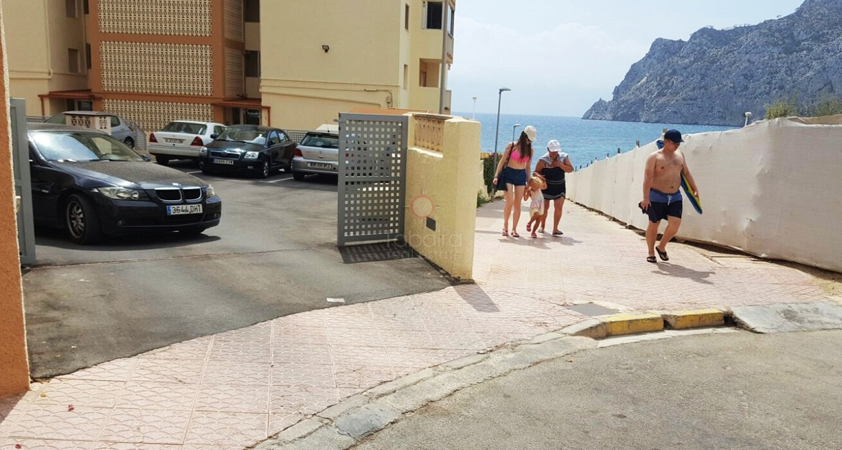 Sale » Apartment » Calpe » Playa
