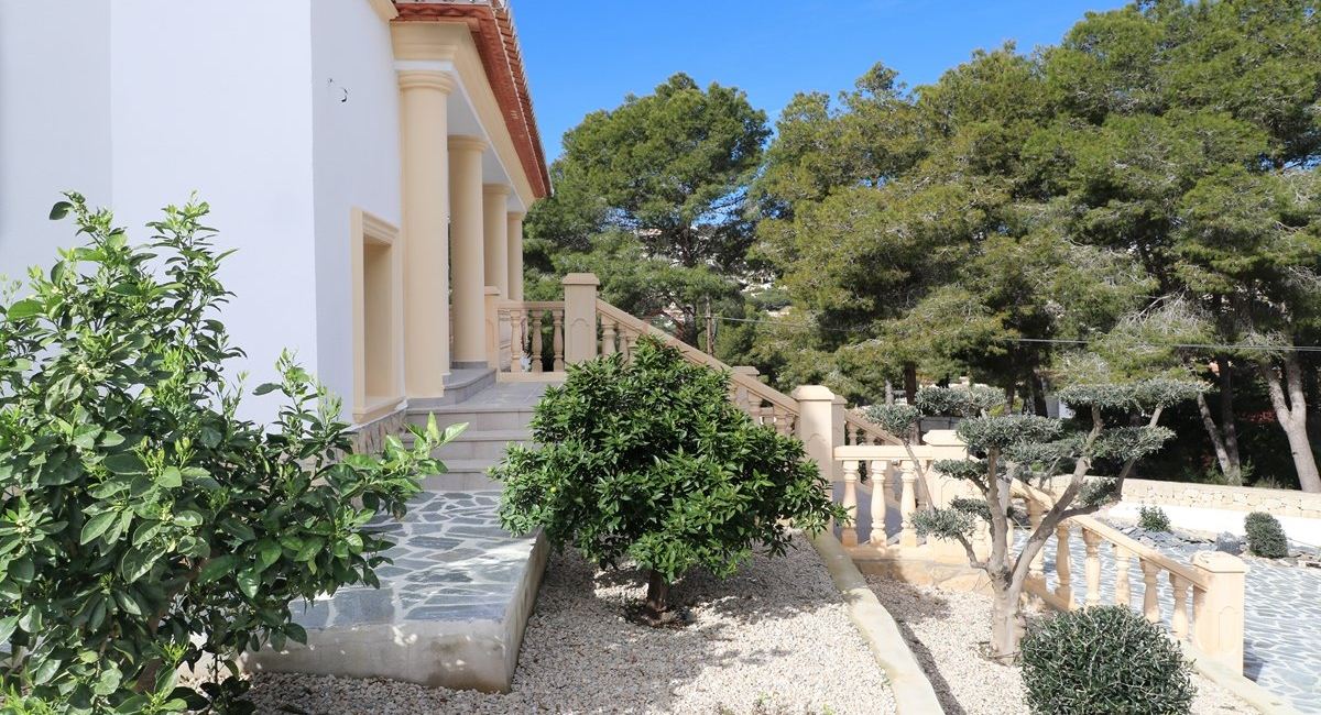 ▷ Four Bedroom Property for sale in La Sabatera Moraira