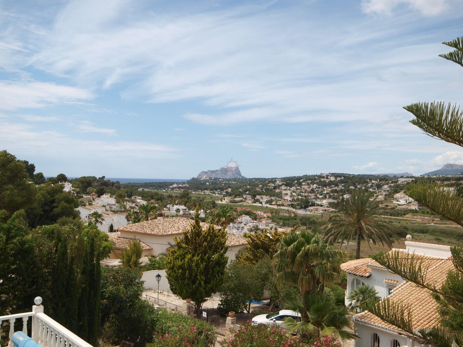 Vente Villa Moraira Espagne