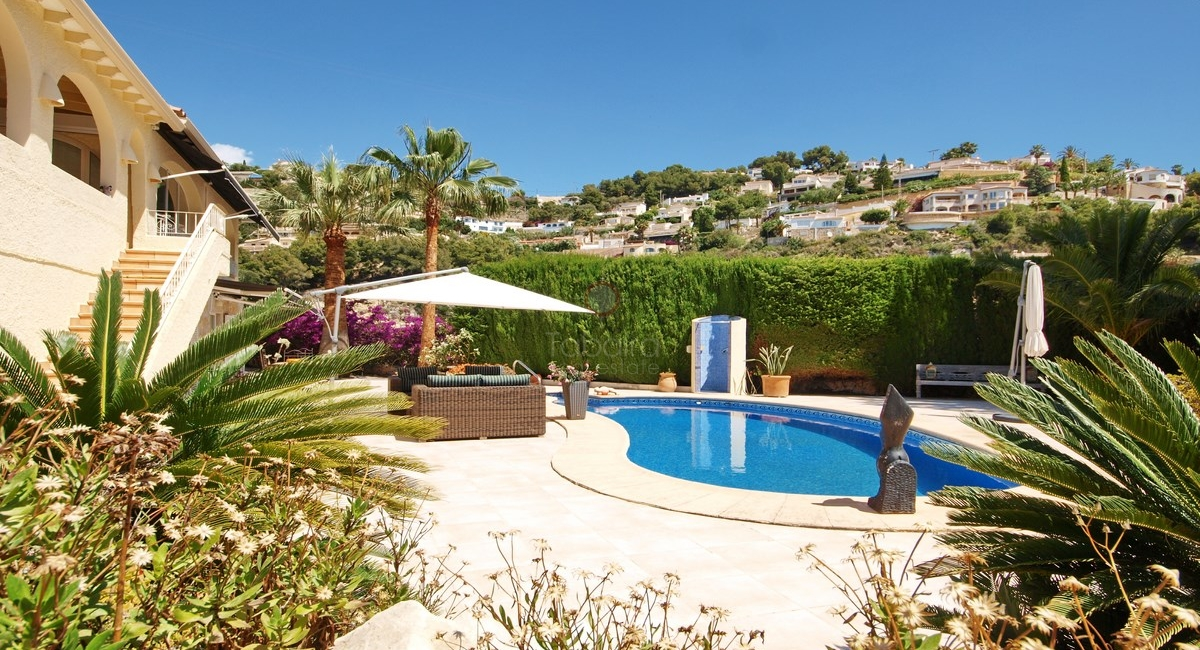 properties, benimeit moraira villa for sale