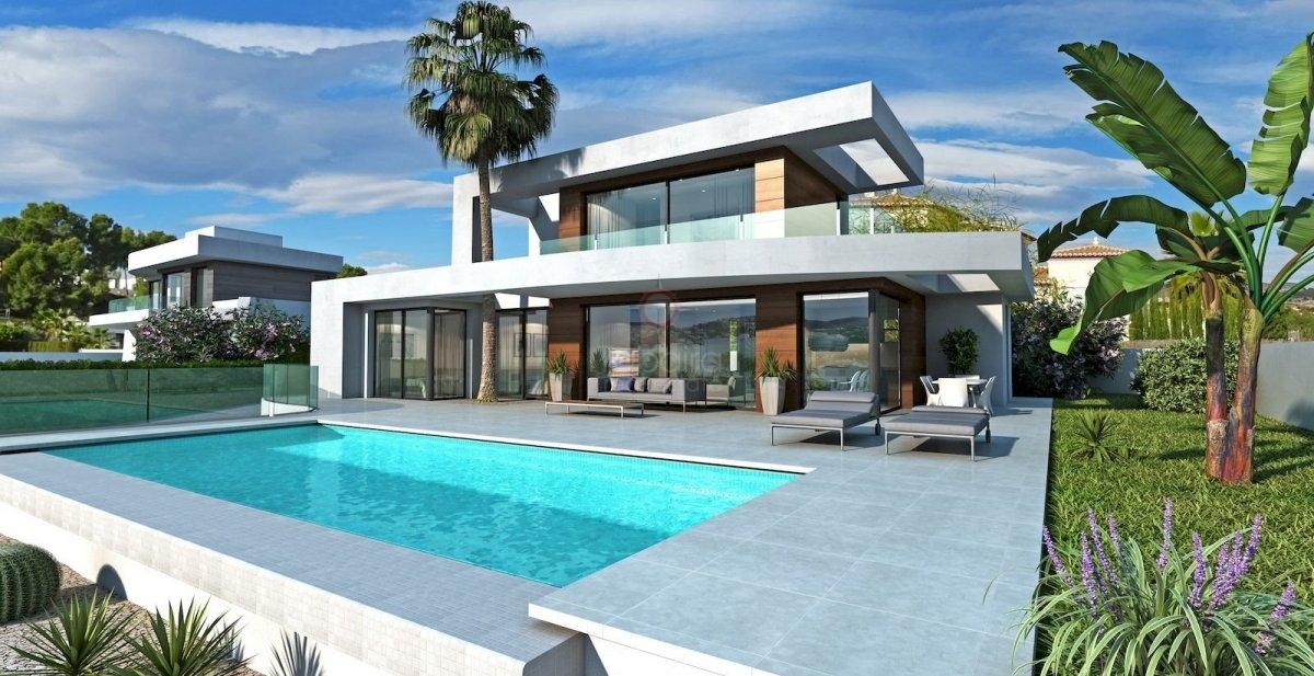 Вилла в коммерческая недвижимость испании