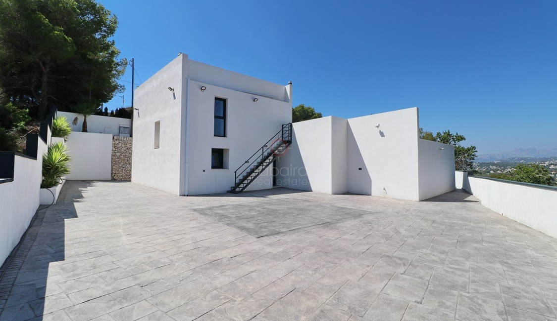 ▷ New Modern Villa for Sale in Moraira