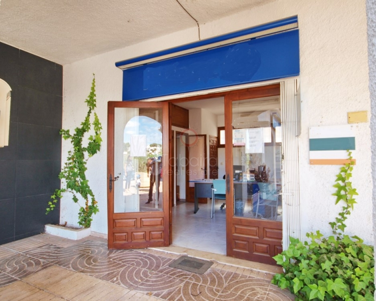 Commercial Property - Sale - Moraira - Paichi