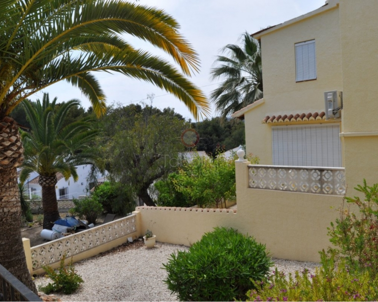 Bungalow - Sale - Moraira - Pla del Mar