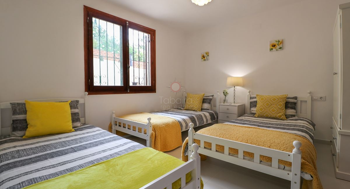Ground floor bedroom, properties in San Jaime Moraira