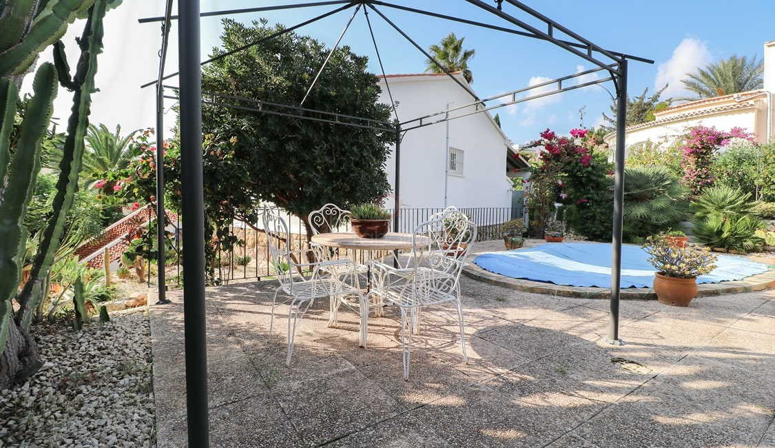 Investment Villa for Sale in Moraira