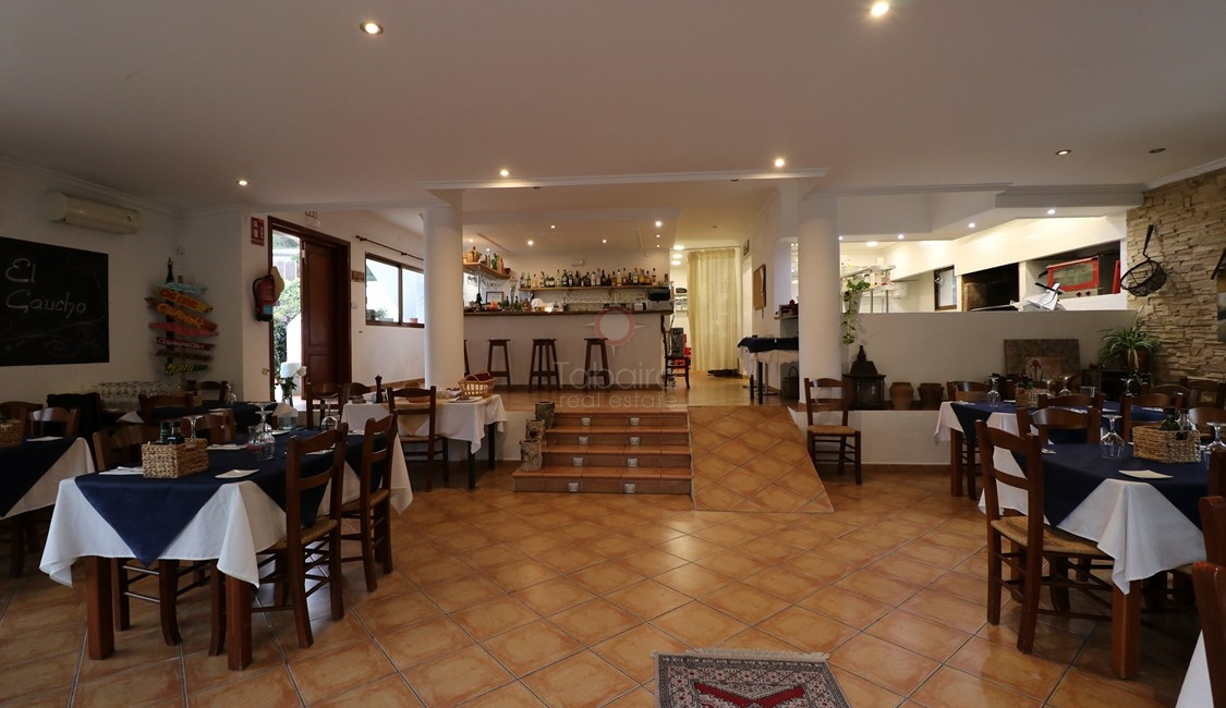 Vente » Local commercial » Moraira » Moraira