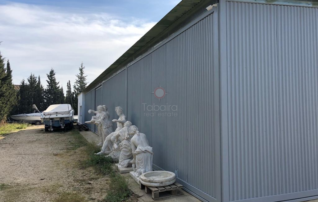 ▶ storage facility for sale in javea