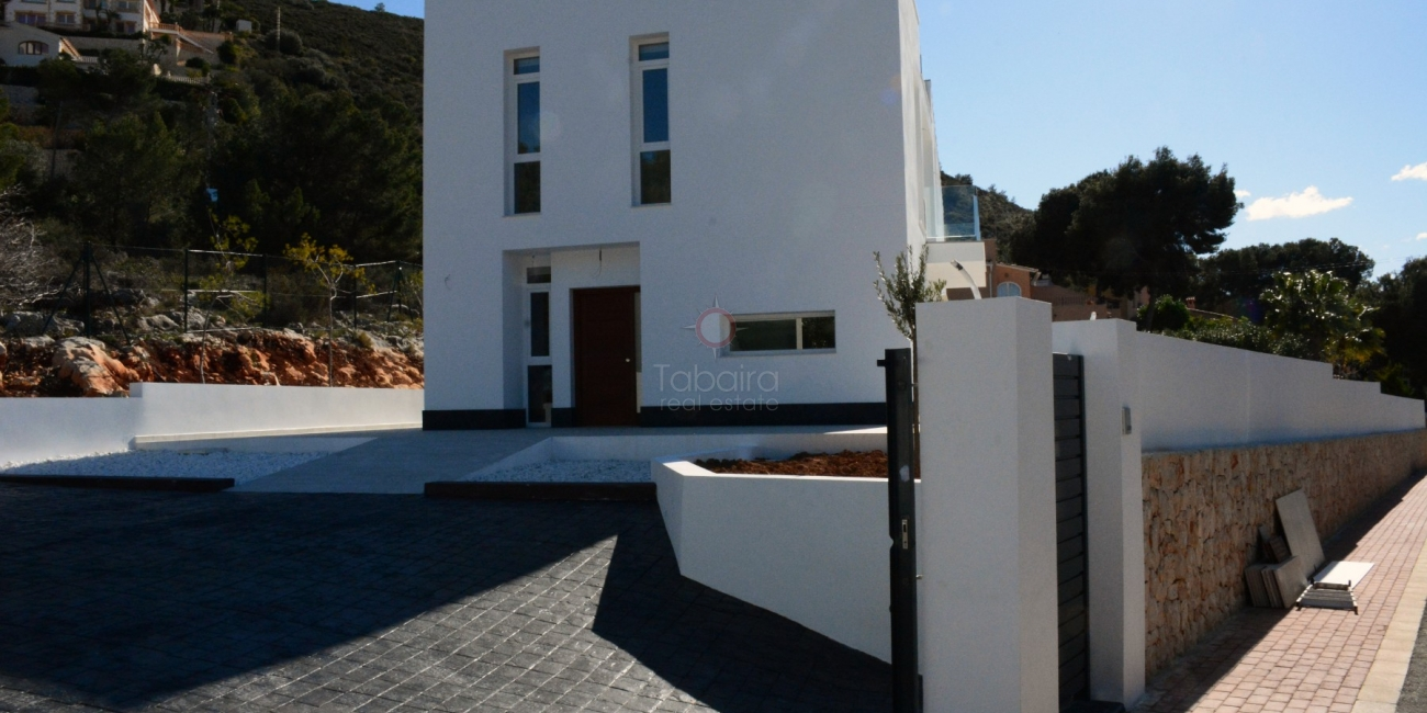▷ Villa for Sale near to El Portet Beach – Moraira
