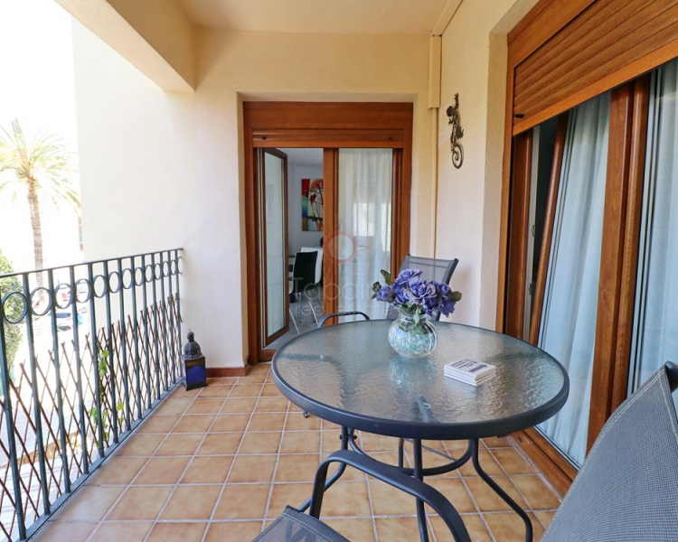 Apartment - Sale - Moraira - Centro Ciudad