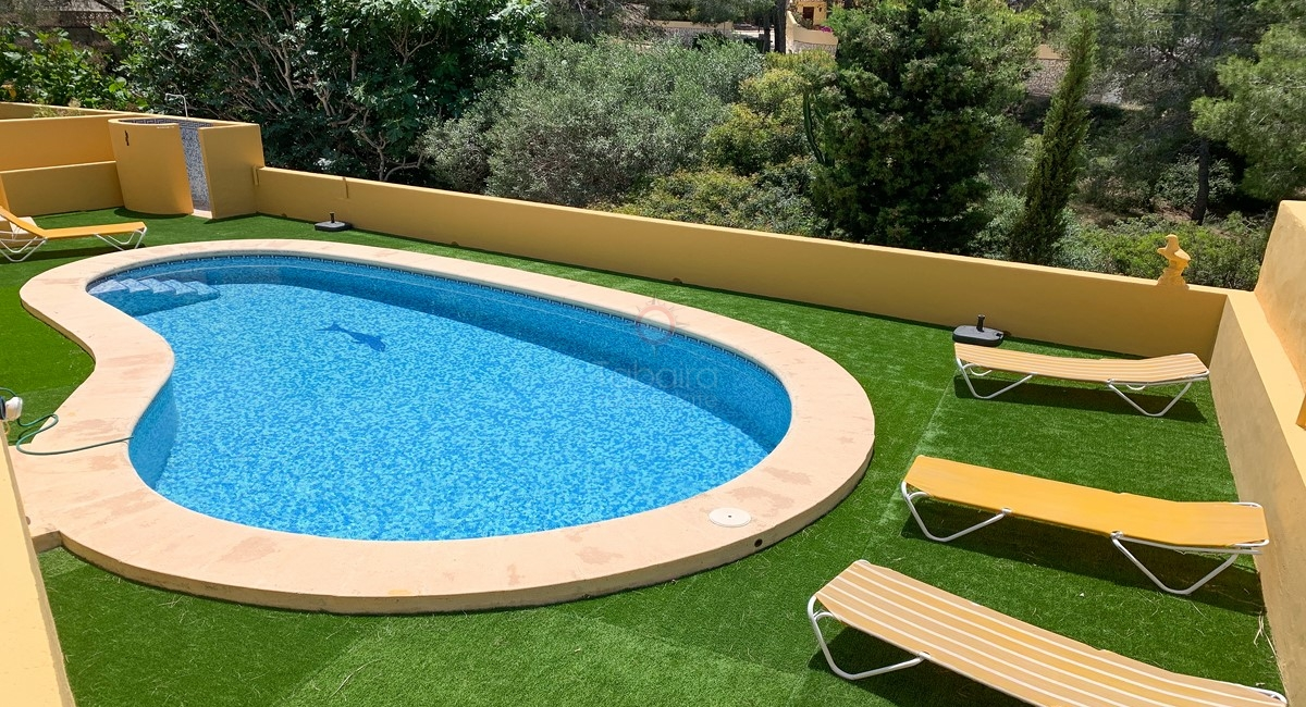 ▷ Villa for Sale in San Jaime -  Moraira