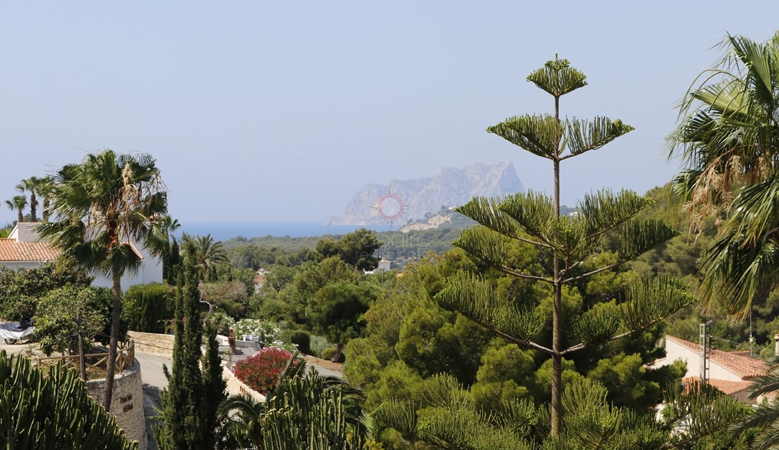 Villa for sale in Moraira Costa Blanca Spain