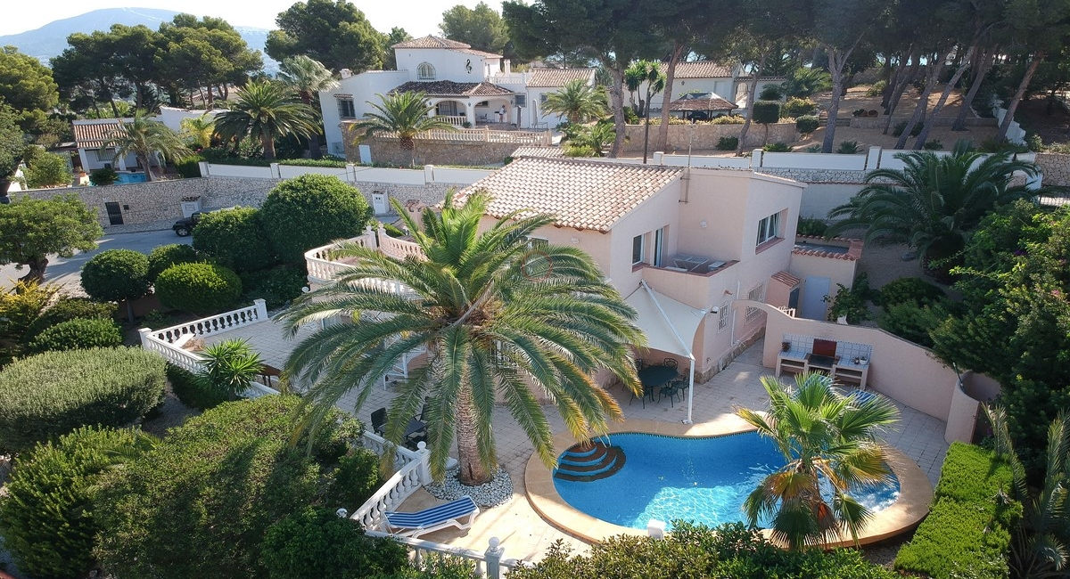 Villa for sale Moraira, Alicante, Costa Blanca