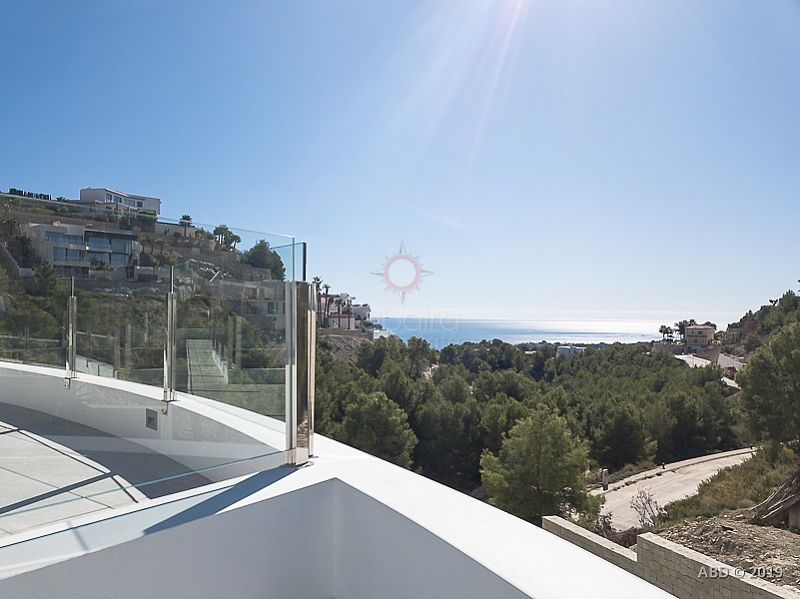▷ Villa for sale in Benissa - Costa Blanca - Spain