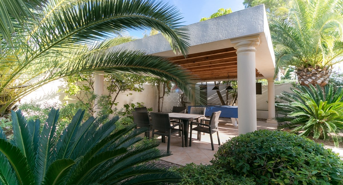 ▷ Luxury villa for sale in Moraira - Costa Blanca - Spain