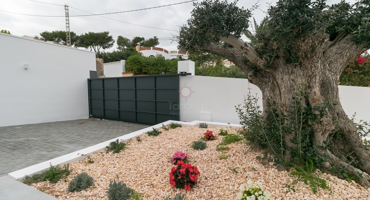 ▷ New Villa for Sale in Benissa - Spain