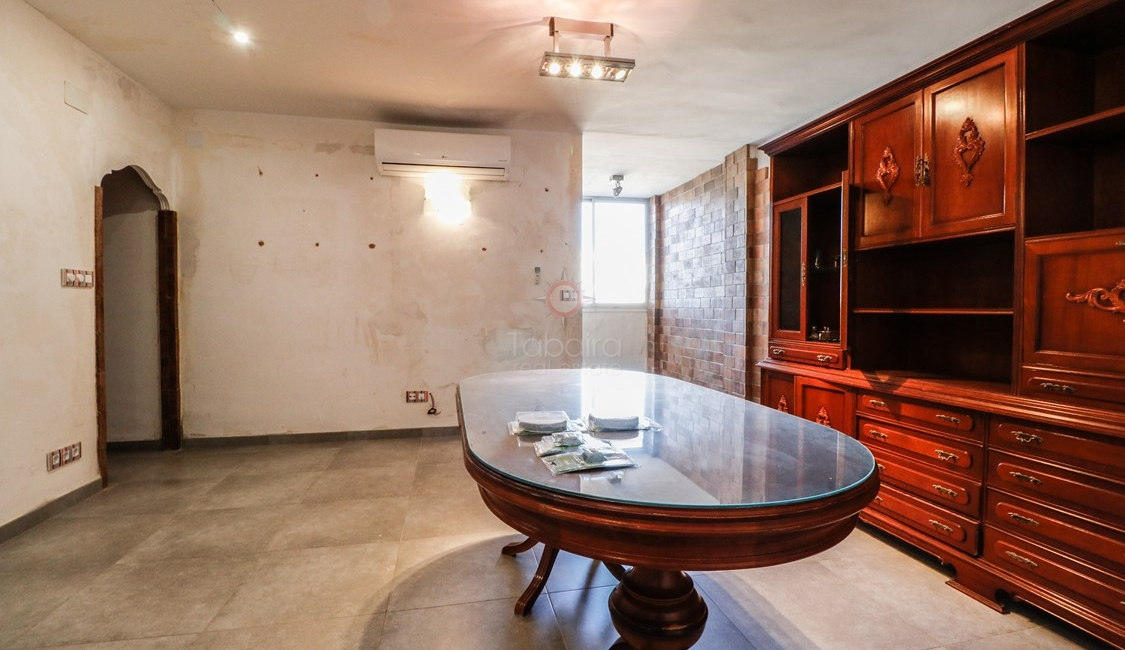 ▷ Apartments for sale in Benissa town Centre