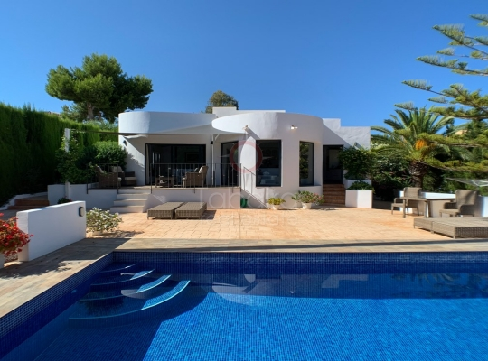 Villa - New build  - Moraira - Cometa