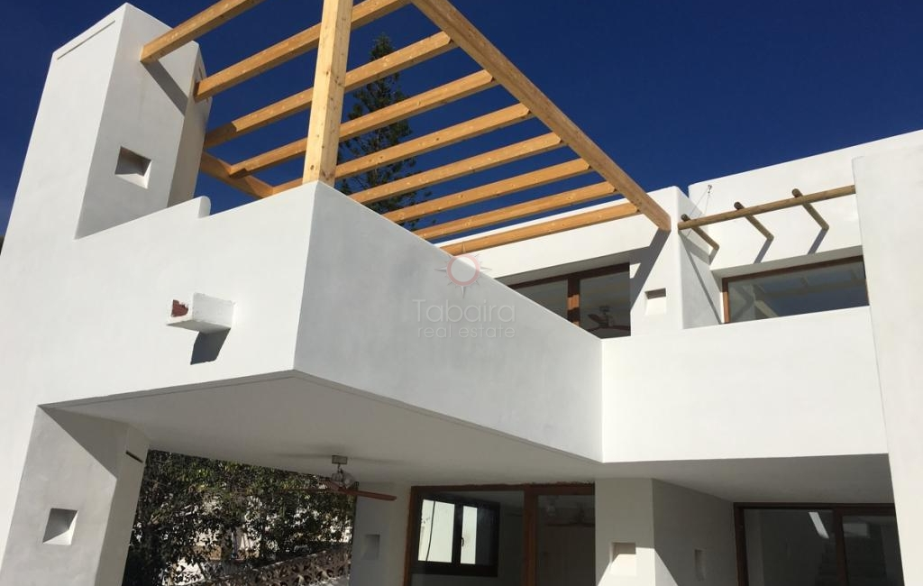 ▷ ​Moraira new build villa for sale close to the town