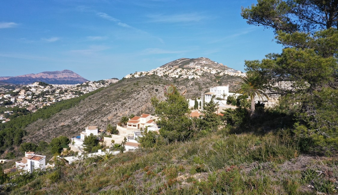 New build  » Villa » Moraira » El Portet